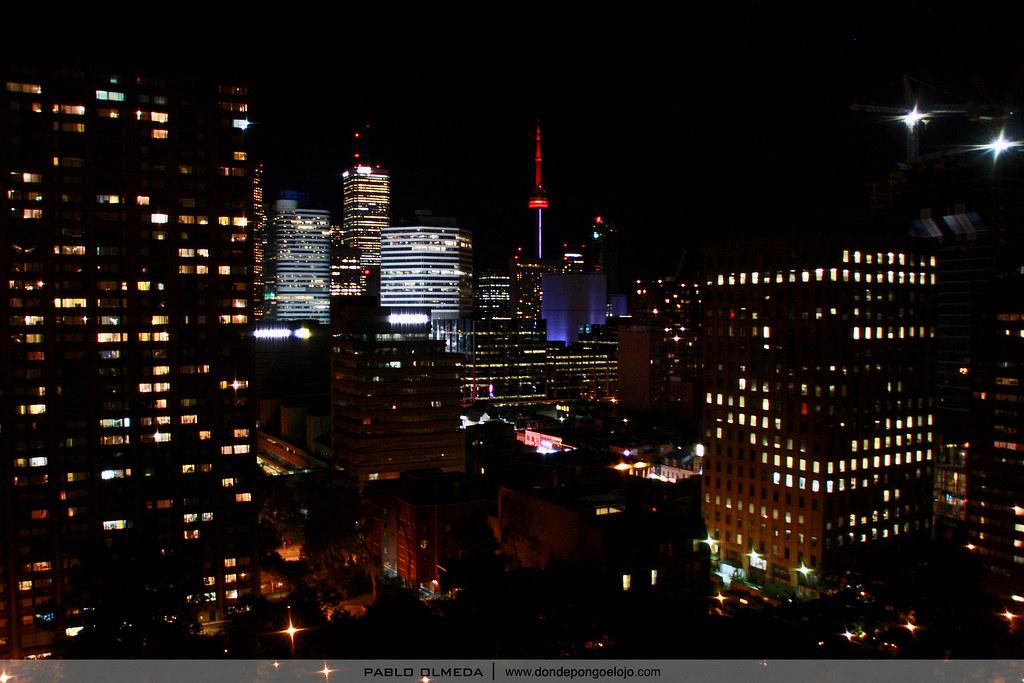 Toronto, un lugar lleno de luz