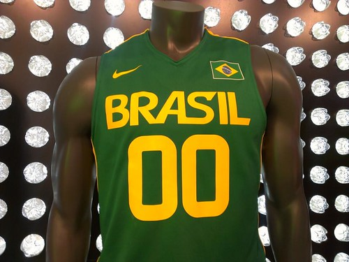 Team Brasil Track & Field Nike London 2012 Olympics