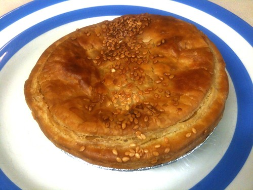 Traditional Chicken Pie ($5.90)