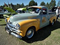 1954 Holden FJ utility - Golden Fleece