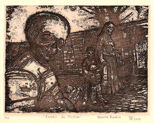 Exodo de Mictlán