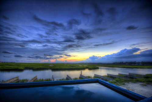 sunset beach canon nathan © hdr waterway intracoastal firebaugh nfirebaughimages:p=56