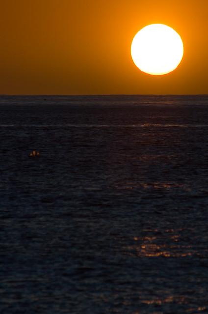 Tamarin Sunset