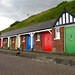 Beach Huts by Dr Joolz