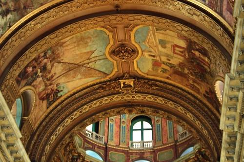 Interior da Igreja da Candelária