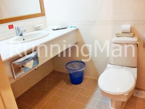 Berjaya Tioman Resort 07 - Superior Chalet Bathroom