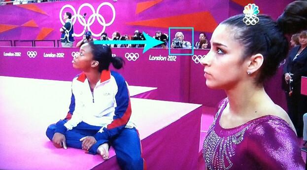 el fotógrafo análogo de las Olimpiadas