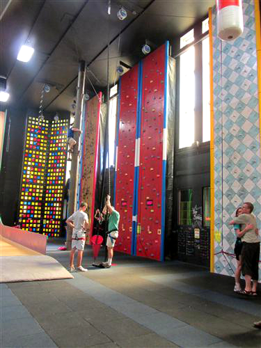 Altitude Gym Clip and Climb