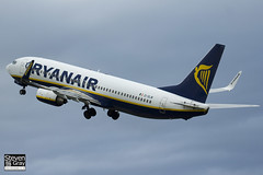 EI-DLW - 33599 - Ryanair - Boeing 737-8AS - Bristol - 120808 - Steven Gray - IMG_6535