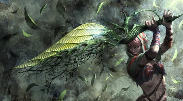 Soul Sacrifice: Plant Sword
