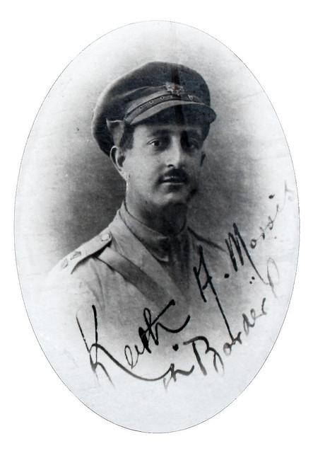 Header of A. Morris
