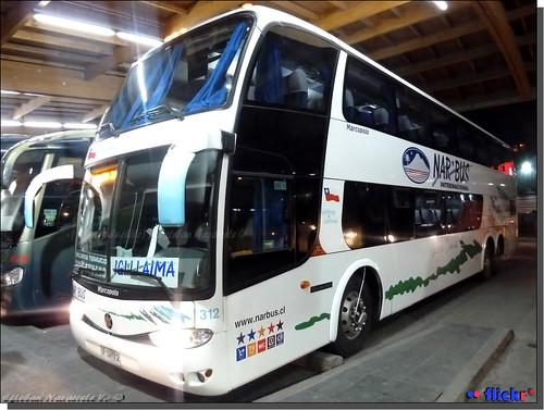 Nar Bus Internacional.-