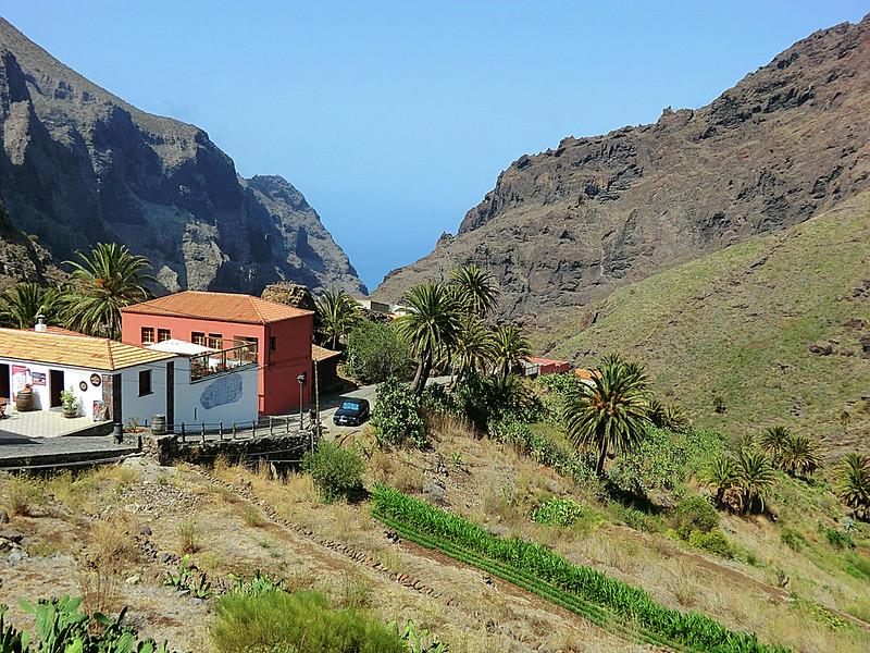 Masca Trekking Tenerife
