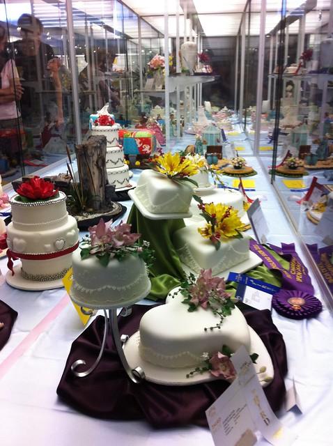Flickriver: Photoset  EKKA: QLD Cake Decorating ...