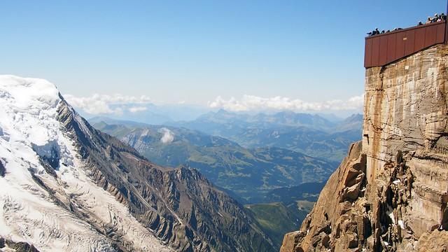 Chamonix - Aiguille du Midi