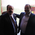 Levy Fidelix é entrevistado na TV Aberta pelo entrevistador Fernando Mauro Trezza