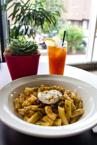 Fiori Pasta with Beef Short Rib Ragout at Marty's Market