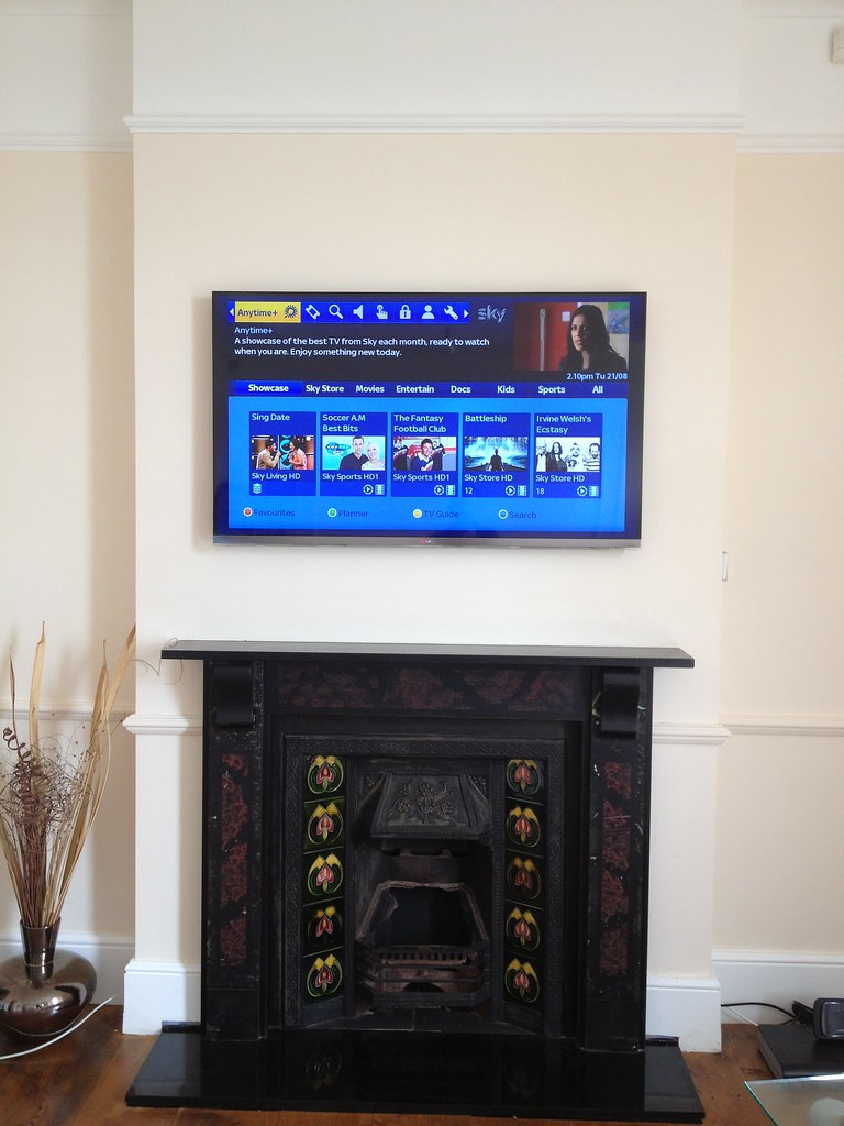 Examples of TV wall mounting by www.hang-your-tv.com   TV Wall ...
