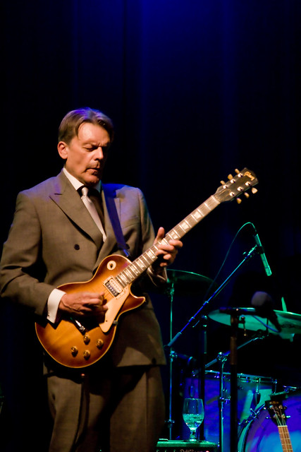 j geils jazz and blues review @ showcase live
