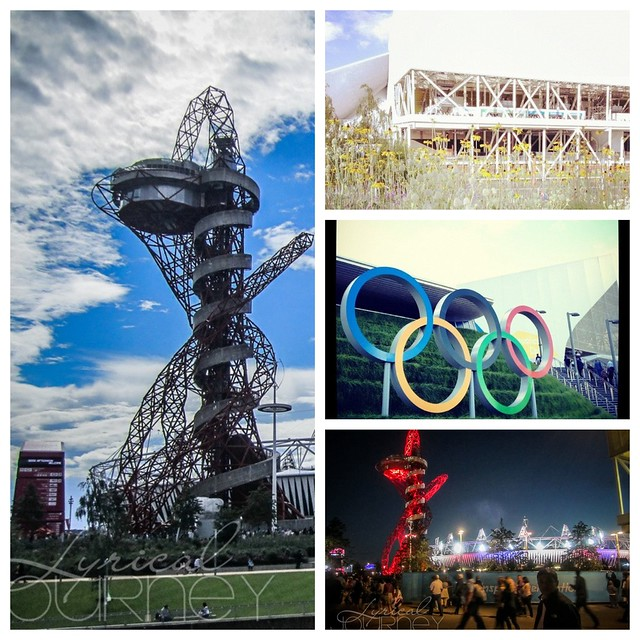 Olympic Park venues