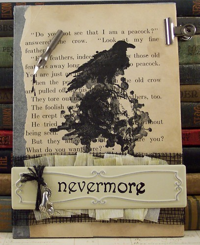 Nevermore Collage