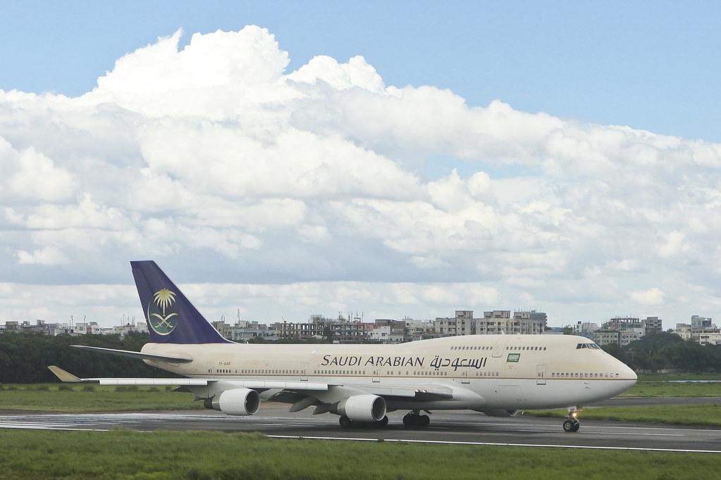 Saudi Arabian Airlines TF-AAD