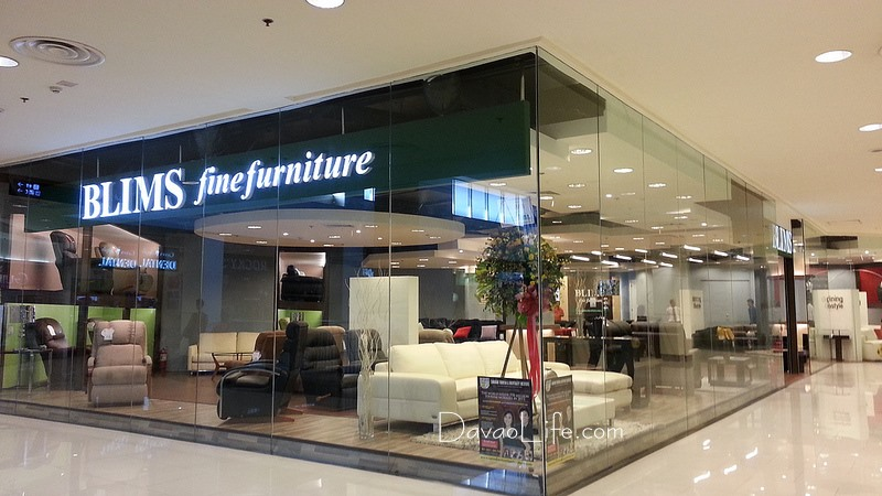 Blims Fine Furniture Opens In Abreeza Mall Davao Davao Life