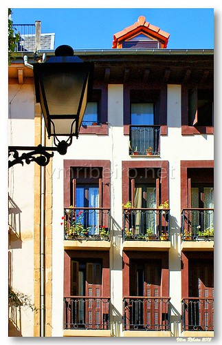 Casas em San Sebastian by VRfoto