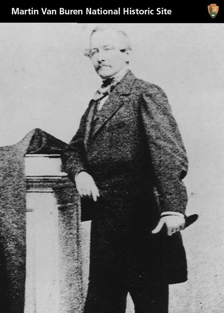 Header of Abraham Van Buren