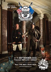 Swatch Skiers Cup Poster
