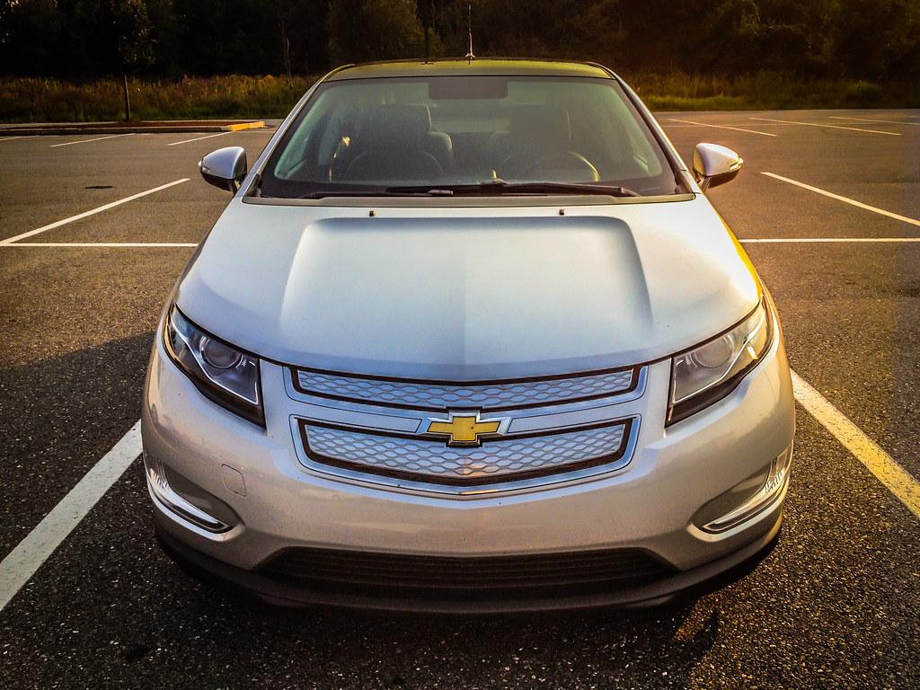 2012 Chevy Volt