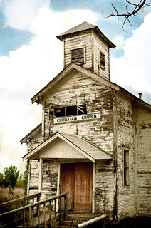 Christian Church - Picher, OK