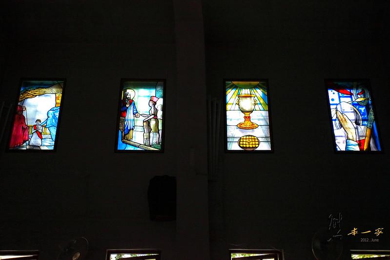 新城天主堂 新城神社遺址 新城古蹟景點