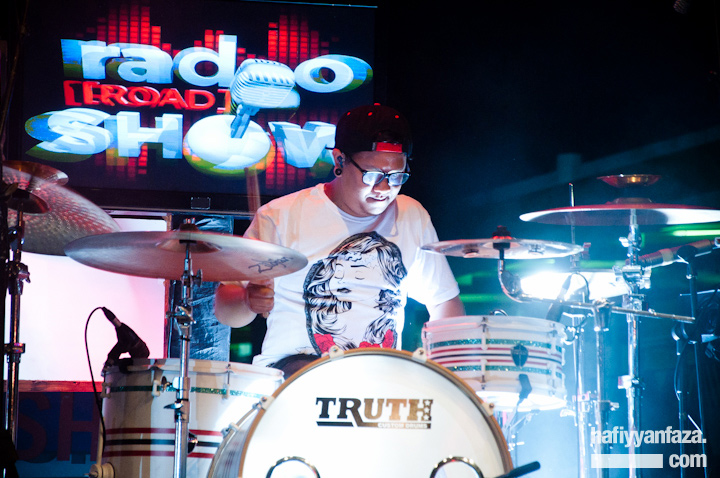Rocket Rockers @ Radio Show Tv One Photo by Achmad Hafiyyan Faza