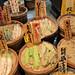 Pickled Vegetables at Nishiki Market - Kyoto, Japan