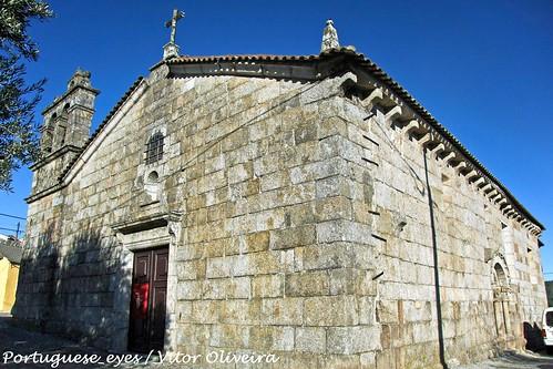 Igreja Matriz de Ferreira de Aves - Castelo - Portugal