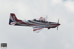 ZF269 - S070 T53 - Royal Air Force - Shorts S-312 Tucano T1 - 120826 - Little Gransden - Steven Gray - IMG_3513