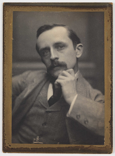 J. M. Barrie, 1892.