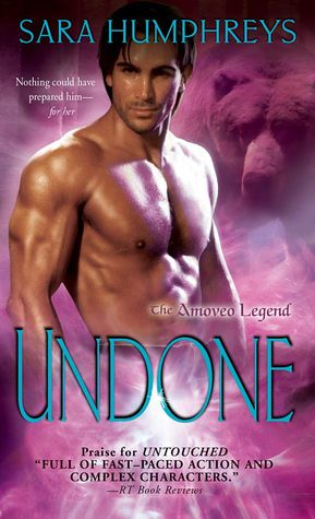 May 1st 2013 by Sourcebooks Casablanca                        Undone (The Amoveo Legend #4) by Sara Humphreys