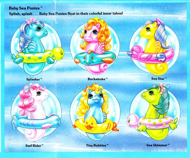 Mon Petit Poney (HASBRO) 1982 - 1994 7907260840_73baaea203_z