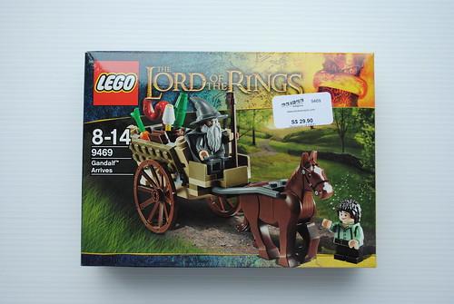 Review:  LOTR 9469 Gandalf Arrives 7910983876_f9ace20988