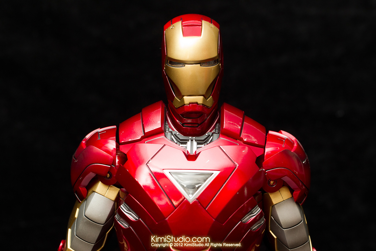 2012.09.01 Hot Toys Iron Man Mark VI-008