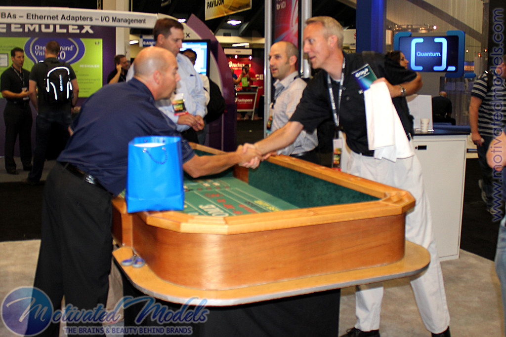 roulette table, roulette game, trade show roulette, roulette trade show, gambling trade show, casino trade show, trade show casino, booth theme