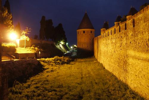 Last Glimpse of Carcassonne