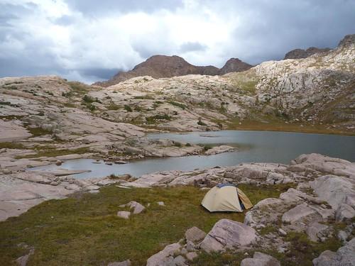 Emerson Lake camp