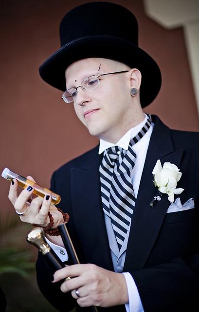 Whiskey cane