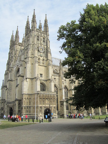 UK - Kent - Canterbury - Canterbury Cathedral