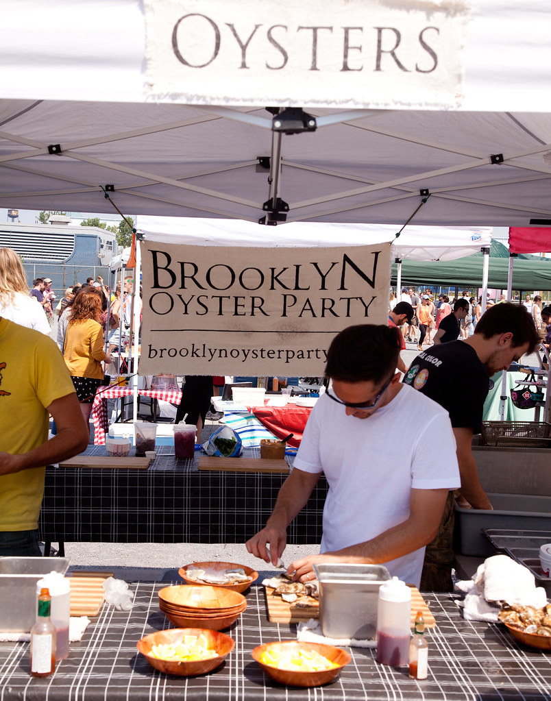 Smorgasburg - labor Day Weekend