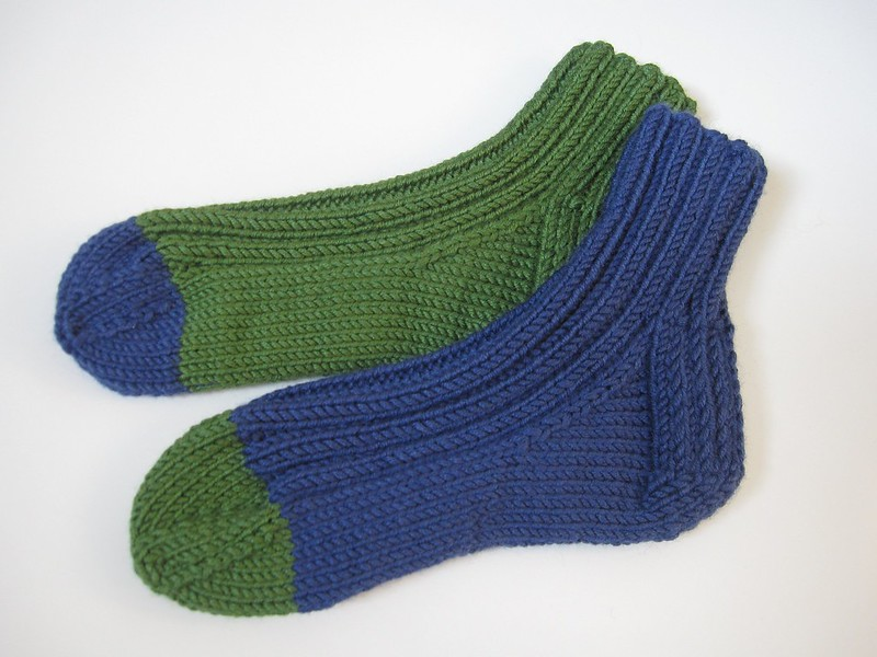 bamboo wool knit socks for boys