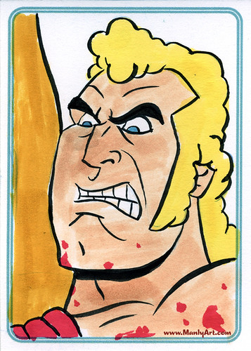 Brock Samson by Manly Art